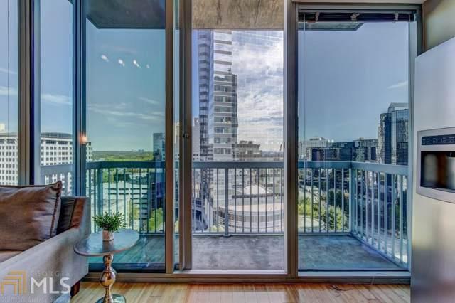 3324 Peachtree Rd #1215, Atlanta, GA 30326 (MLS #8680546) :: Buffington Real Estate Group