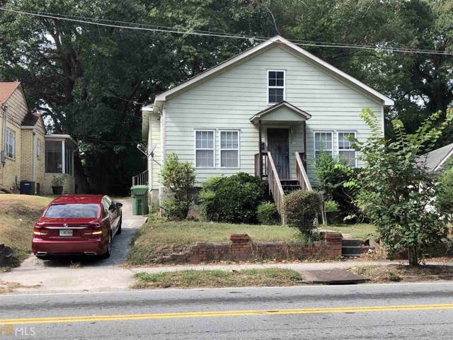 466 NW Joseph E Lowery Blvd, Atlanta, GA 30314 (MLS #8680551) :: The Heyl Group at Keller Williams