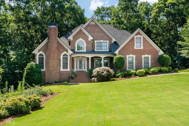 520 Jenna Trl, Mcdonough, GA 30252 (MLS #8680726) :: The Durham Team