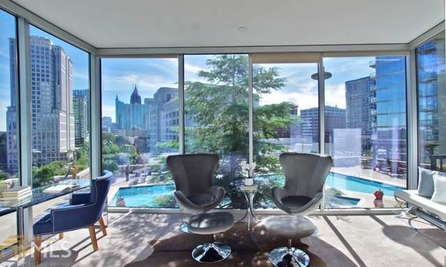 1080 Peachtree St #911, Atlanta, GA 30309 (MLS #8680946) :: Athens Georgia Homes