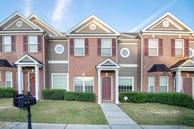 7512 Rutgers Cir, Fairburn, GA 30213 (MLS #8680950) :: Bonds Realty Group Keller Williams Realty - Atlanta Partners