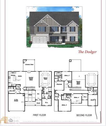 186 Rodgers #4, Mcdonough, GA 30252 (MLS #8680953) :: The Durham Team