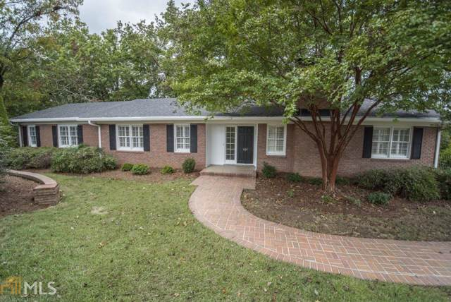 424 Mount Alto Rd, Rome, GA 30165 (MLS #8680987) :: The Heyl Group at Keller Williams