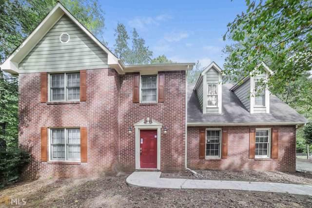 265 Fairfield Cir, Fayetteville, GA 30214 (MLS #8680993) :: The Heyl Group at Keller Williams