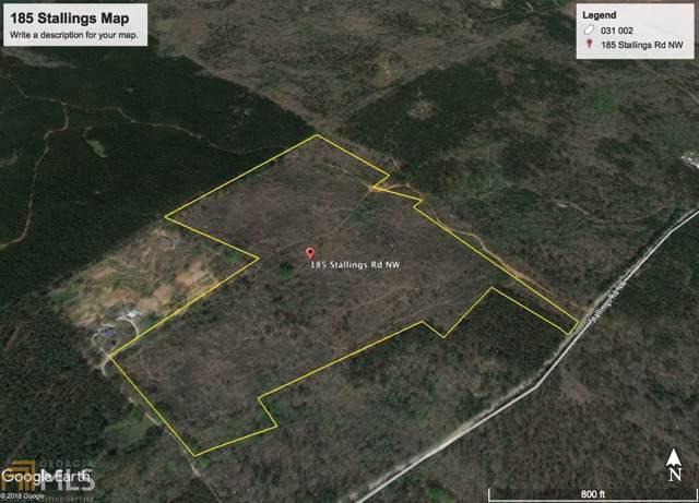 185 Stallings Rd, Milledgeville, GA 31061 (MLS #8681084) :: Buffington Real Estate Group