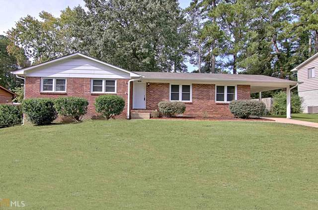 10663 Sandpiper Rd, Jonesboro, GA 30238 (MLS #8681086) :: Bonds Realty Group Keller Williams Realty - Atlanta Partners