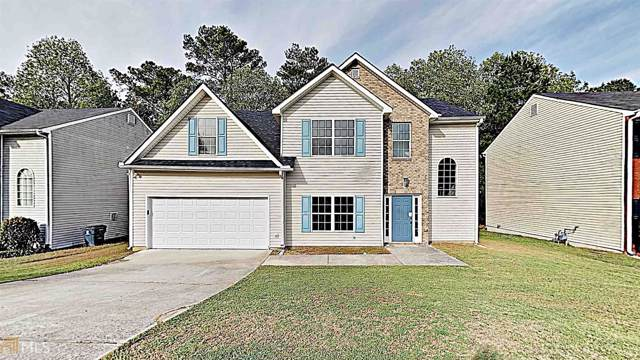 5949 Yellowood Ct, Atlanta, GA 30349 (MLS #8681141) :: The Durham Team