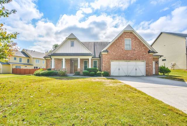 2100 Indian Ivey Ln, Dacula, GA 30019 (MLS #8681276) :: The Realty Queen Team