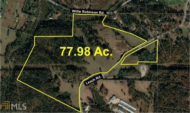 4035 Leach Rd, Gainesville, GA 30506 (MLS #8681571) :: Buffington Real Estate Group