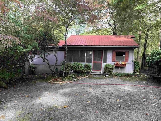 451 Wahu Hu #19, Hiawassee, GA 30546 (MLS #8681579) :: The Heyl Group at Keller Williams