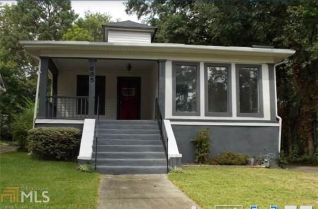 685 Elbert St, Atlanta, GA 30310 (MLS #8681681) :: The Realty Queen Team