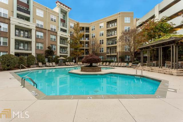 390 17th Street Nw #5031, Atlanta, GA 30363 (MLS #8681732) :: RE/MAX Eagle Creek Realty