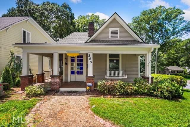 289 Grant Park Pl, Atlanta, GA 30315 (MLS #8681746) :: Keller Williams Realty Atlanta Partners