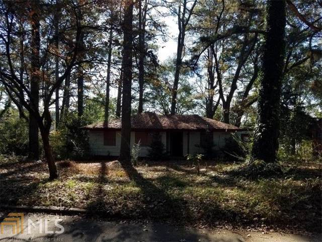 1143 Regis Rd, Atlanta, GA 30315 (MLS #8681824) :: Military Realty