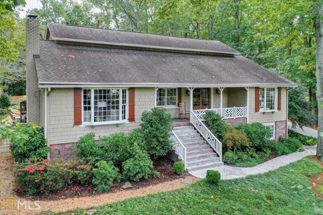 5020 Riverhill Road, Marietta, GA 30068 (MLS #8681922) :: Team Cozart