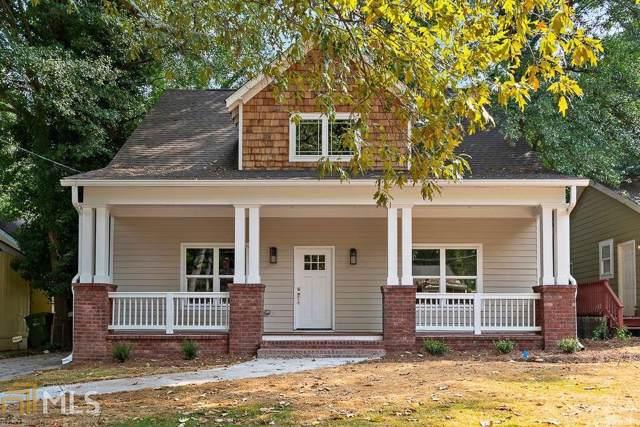 1340 Westmont Rd, Atlanta, GA 30311 (MLS #8682101) :: Military Realty