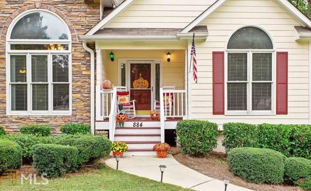 884 Whitby Dr, Douglasville, GA 30134 (MLS #8682120) :: Buffington Real Estate Group