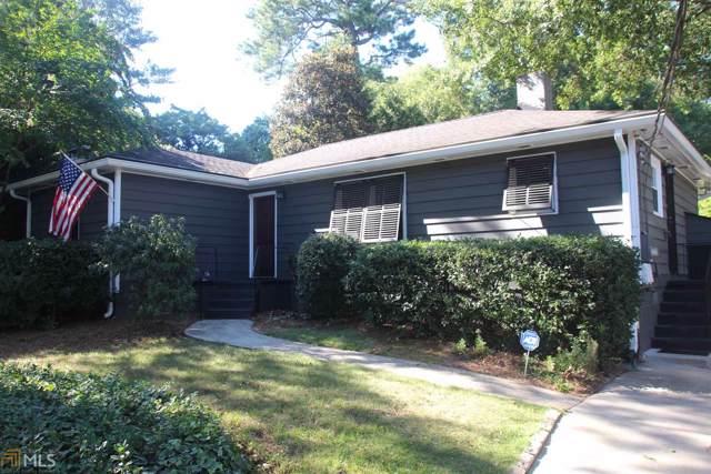 472 Wimbledon Rd, Atlanta, GA 30324 (MLS #8682294) :: Military Realty