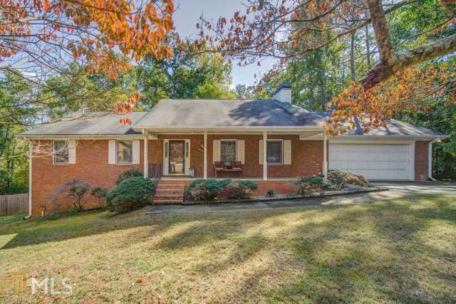 4821 West Lake Dr, Conyers, GA 30094 (MLS #8682620) :: Rettro Group