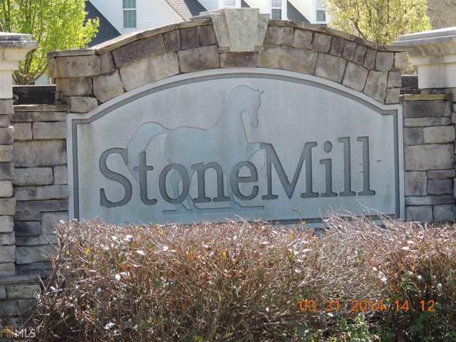Lot 8 Stonemill Walk, Griffin, GA 30224 (MLS #8683033) :: Bonds Realty Group Keller Williams Realty - Atlanta Partners