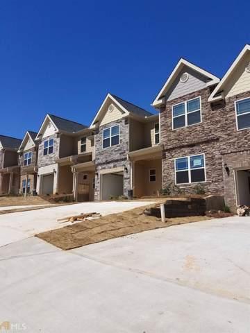 5369 Creekview Way #25, Morrow, GA 30260 (MLS #8683056) :: Buffington Real Estate Group