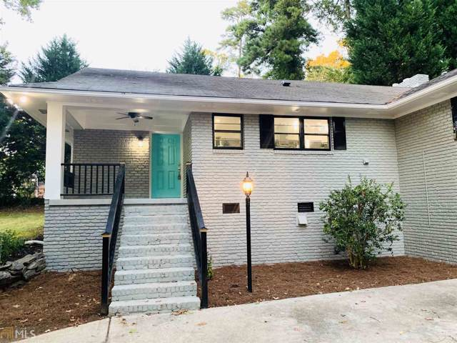 263 Colorado Ave, Hapeville, GA 30354 (MLS #8683152) :: Military Realty
