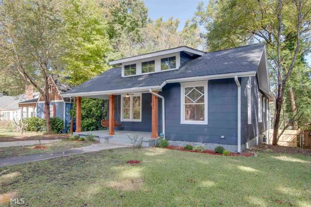 1381 Clermont Ave, East Point, GA 30344 (MLS #8683542) :: The Realty Queen Team