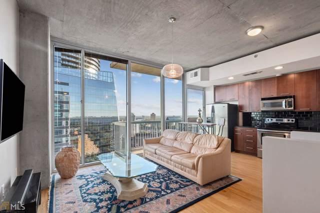 3324 Peachtree #2615, Atlanta, GA 30326 (MLS #8683592) :: Buffington Real Estate Group