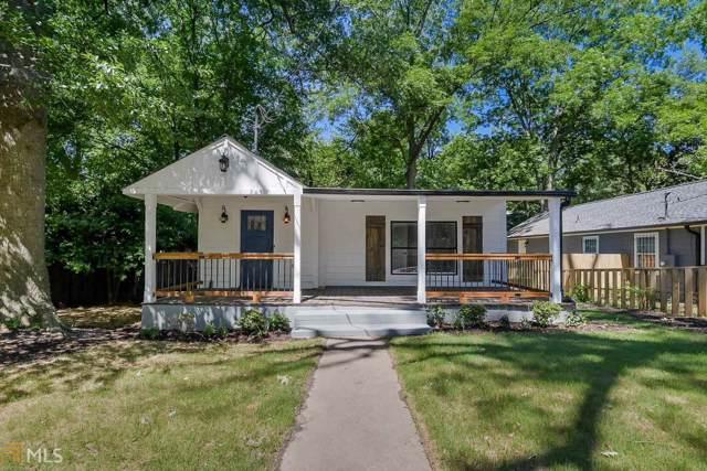 1321 Fairbanks St, Atlanta, GA 30310 (MLS #8683891) :: Rettro Group