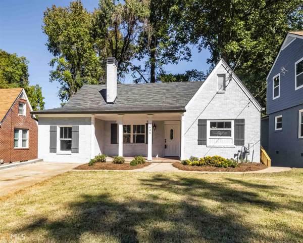 1645 Emerald Ave, Atlanta, GA 30310 (MLS #8684076) :: Military Realty