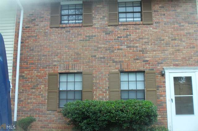 6354 Shannon Pkwy # 17 F 17 F, Union City, GA 30291 (MLS #8684140) :: Athens Georgia Homes