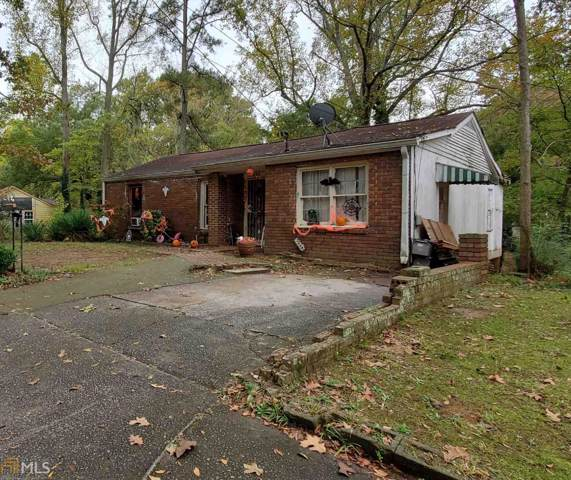 696 Center Hill Ave, Atlanta, GA 30318 (MLS #8684848) :: Buffington Real Estate Group