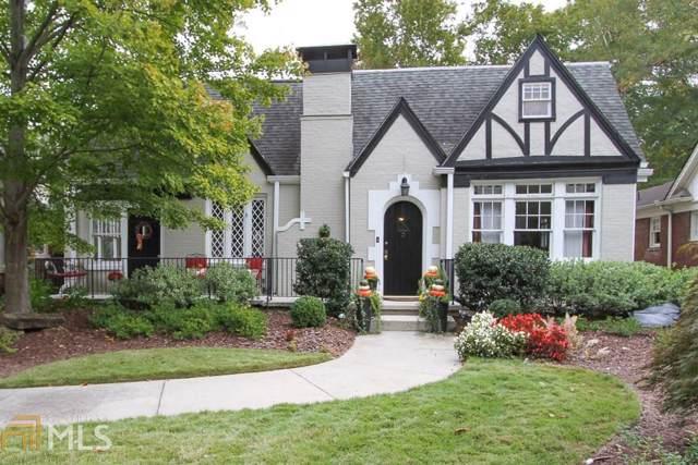 1596 Emory Rd, Atlanta, GA 30306 (MLS #8685081) :: Bonds Realty Group Keller Williams Realty - Atlanta Partners