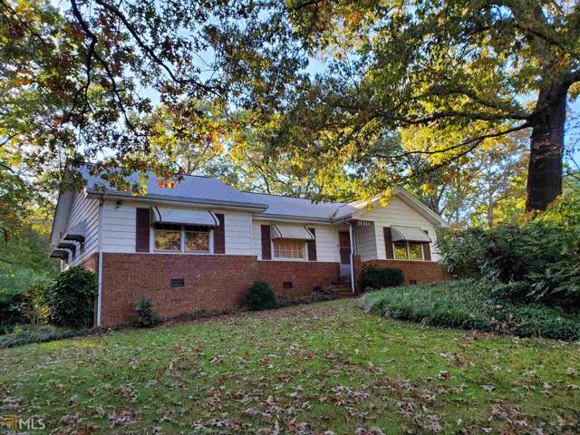 1311 S Burnt Hickory Rd, Douglasville, GA 30134 (MLS #8685253) :: Buffington Real Estate Group