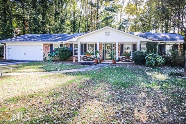 4497 W Sudbury Ct, Atlanta, GA 30360 (MLS #8685472) :: RE/MAX Eagle Creek Realty