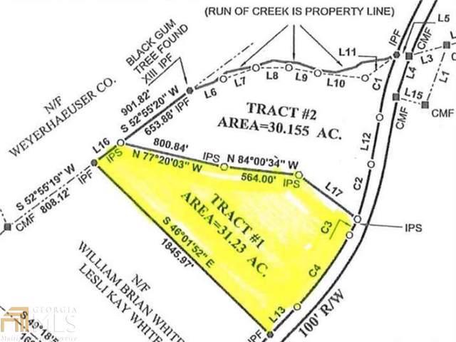 0 Harry Lindsey Rd Tract 1, Guyton, GA 31312 (MLS #8686003) :: Bonds Realty Group Keller Williams Realty - Atlanta Partners