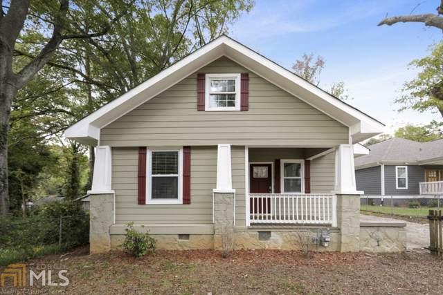 1387 SW Avon Ave, Atlanta, GA 30310 (MLS #8686013) :: Rettro Group