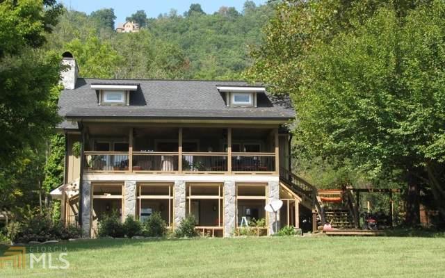 398 Henson Rd, Hayesville, NC 28904 (MLS #8686316) :: Buffington Real Estate Group
