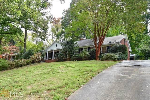 923 Barton Woods Rd, Atlanta, GA 30307 (MLS #8686515) :: Bonds Realty Group Keller Williams Realty - Atlanta Partners