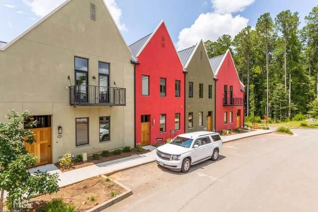 11173 Serenbe Ln #299, Chattahoochee Hills, GA 30268 (MLS #8686557) :: Bonds Realty Group Keller Williams Realty - Atlanta Partners