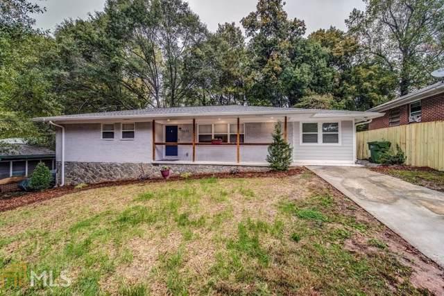 1573 Woodland Cir, Atlanta, GA 30316 (MLS #8686649) :: Rettro Group