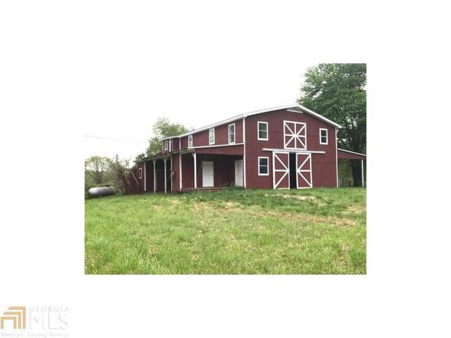 861 Stancil Rd, Ball Ground, GA 30107 (MLS #8686931) :: The Heyl Group at Keller Williams
