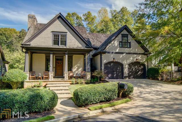 6341 Marina Club Dr, Gainesville, GA 30506 (MLS #8687566) :: Bonds Realty Group Keller Williams Realty - Atlanta Partners