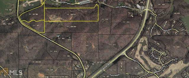 1654 Auraria Rd, Dawsonville, GA 30534 (MLS #8687601) :: AF Realty Group