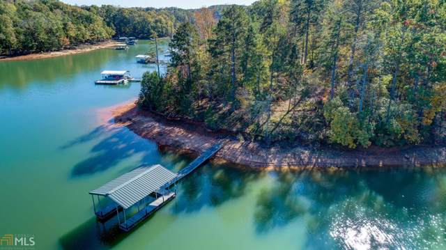 Lot 7 Calcutt Rd #7, Lavonia, GA 30553 (MLS #8687814) :: The Realty Queen Team