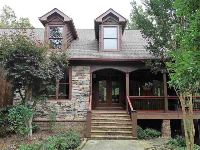 360 Long Mountain, Cleveland, GA 30528 (MLS #8687955) :: Athens Georgia Homes