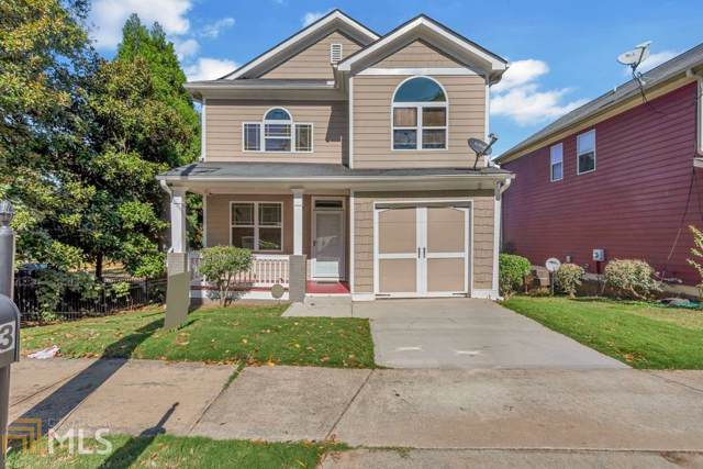 543 St Johns Ave, Atlanta, GA 30315 (MLS #8688060) :: Rettro Group