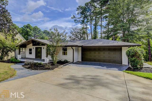 2439 Henderson Mill Rd, Atlanta, GA 30345 (MLS #8688193) :: Rettro Group