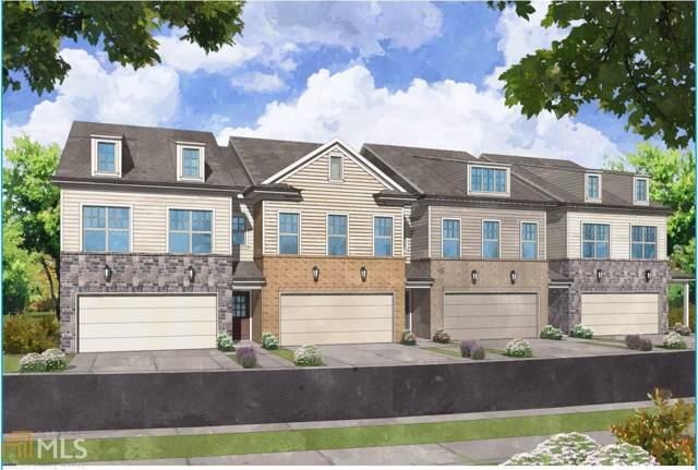 546 Monticello Blvd #104, Atlanta, GA 30354 (MLS #8688205) :: Buffington Real Estate Group