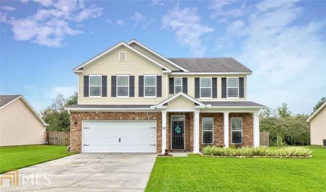 116 Cumberland Way, Savannah, GA 31407 (MLS #8688229) :: Rettro Group